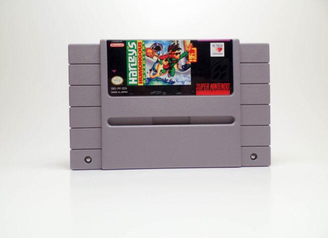 Harley's Humongous Adventure (Super Nintendo)