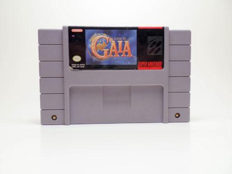 Illusion of Gaia (Super Nintendo)
