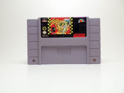 The Incredible Crash Dummies (Super Nintendo)