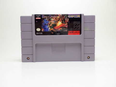 King of Dragons (Super Nintendo)