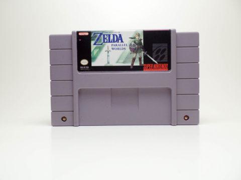 Legend of Zelda – Parallel Worlds (Super Nintendo)