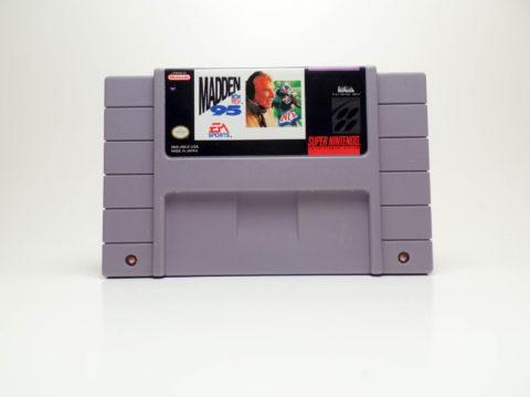 Madden 95 (Super Nintendo)