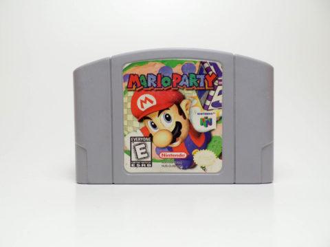 Mario Party (Nintendo 64)