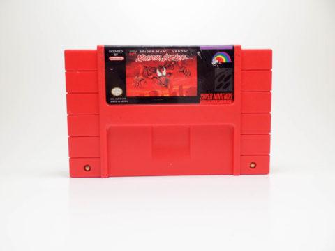 Maximum Carnage (Super Nintendo)