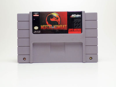 Mortal Kombat (Super Nintendo)
