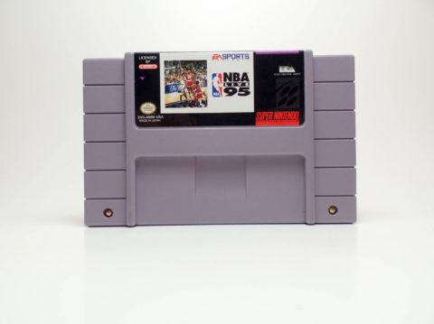 NBA Live 95 (Super Nintendo)
