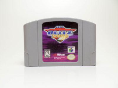 NFL Blitz 2000 (Nintendo 64)
