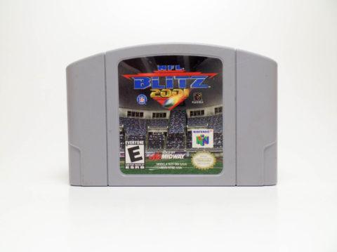 NFL Blitz 2001 (Nintendo 64)