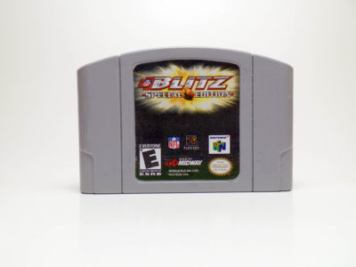 NFL Blitz – Special Edition (Nintendo 64)