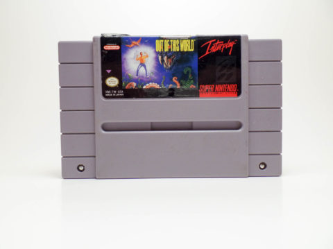 Out of this World (Super Nintendo)