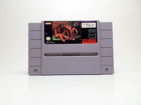 Pit-Fighter (Super Nintendo)