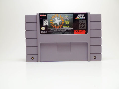 Revolution X (Super Nintendo)