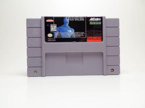 Rise of the Robots (Super Nintendo)