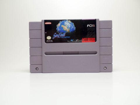 SimEarth (Super Nintendo)