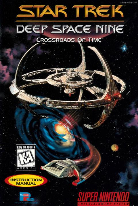 Star Trek – Crossroads of Time (SNES Manual)