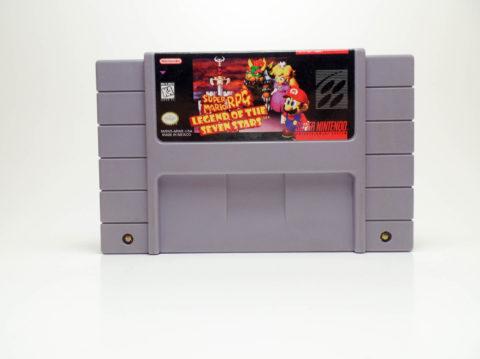 Super Mario RPG (Super Nintendo)