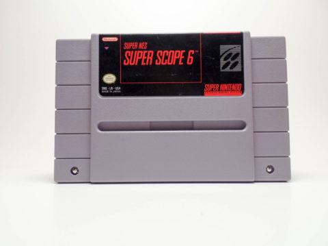 Super Scope 6 (Super Nintendo)