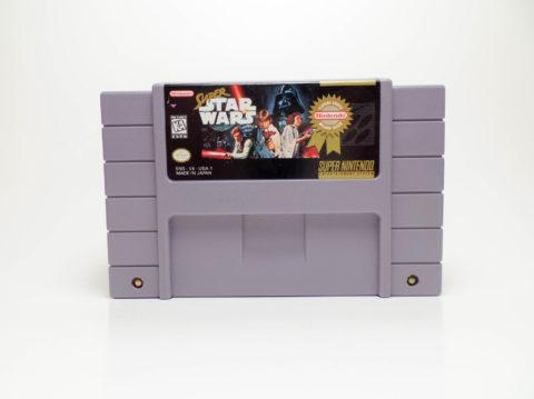 Super Star Wars (Super Nintendo)