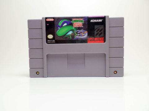 TMNT: Tournament Fighters (Super Nintendo)