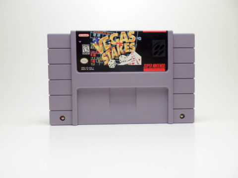 Vegas Stakes (Super Nintendo)