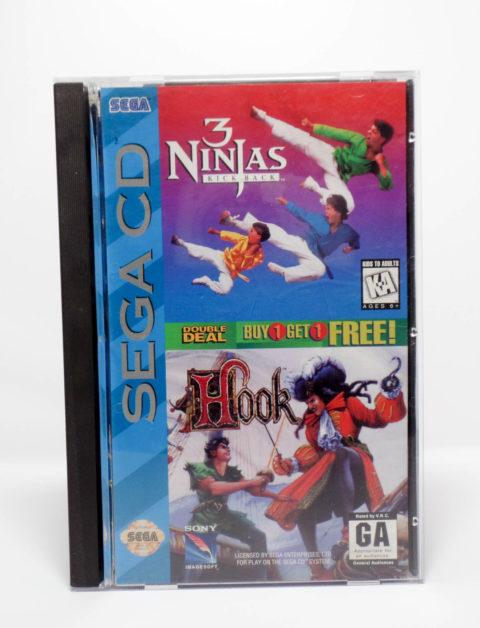 3 Ninjas Kick Back – Hook – Combo
