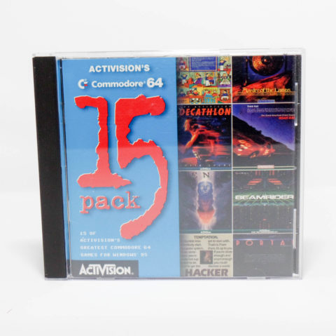 Activision Commodore 64 – 15 Pack