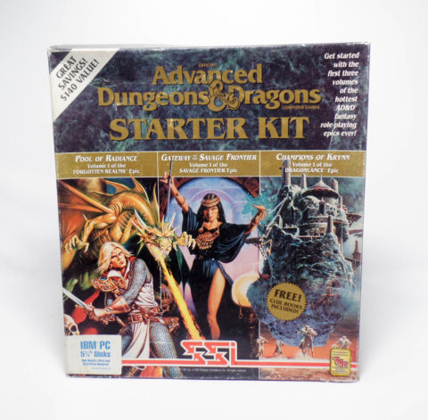 Advanced D&D – Starter Kit