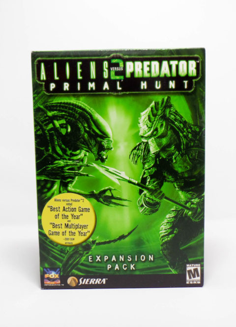 Aliens vs Predator 2 – Primal Hunt