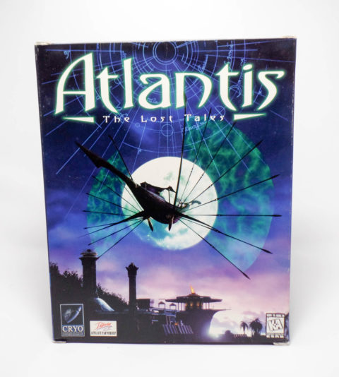 Atlantis – The Lost Tales