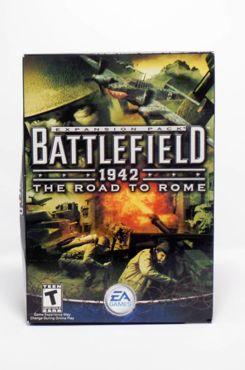 Battlefield 1942 – Road to Rome