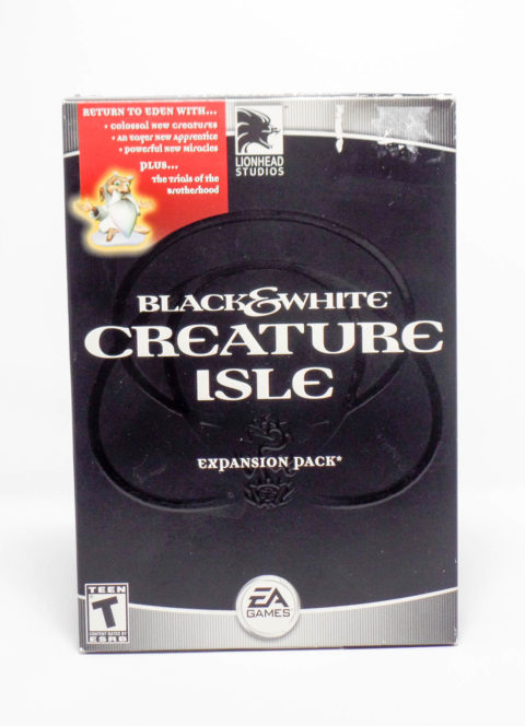 Black & White – Creature Isle