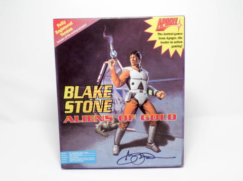 Blake Stone – Aliens of Gold