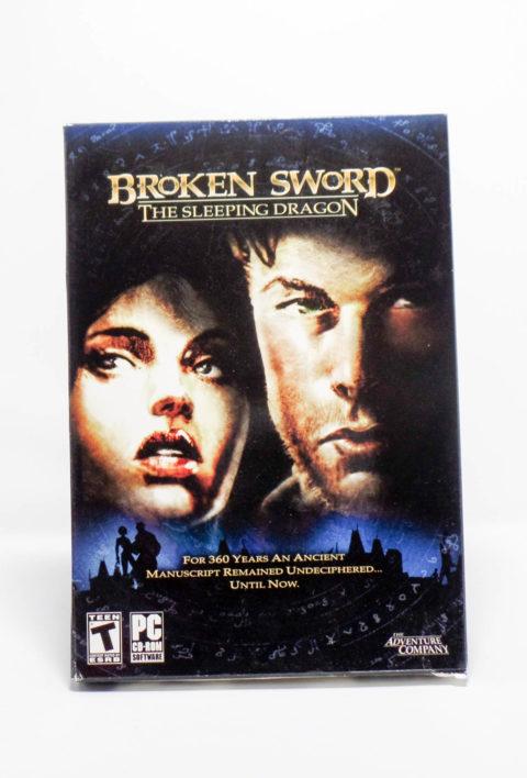 Broken Sword – The Sleeping Dragon