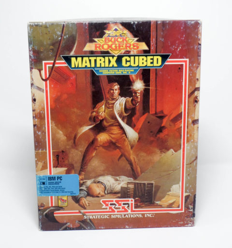 Buck Rogers – Matrix Cubed
