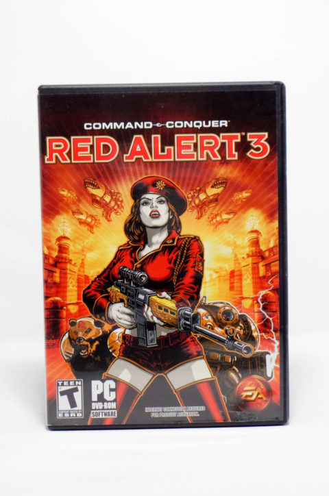 Command and Conquer – Red Alert 3