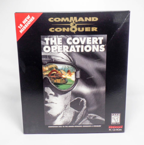 Command and Conquer – The Covert Operations