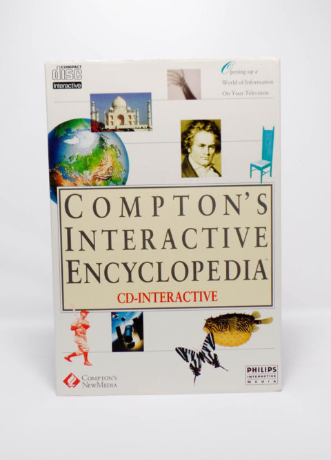 Comptons Interactive Encyclopedia – Box