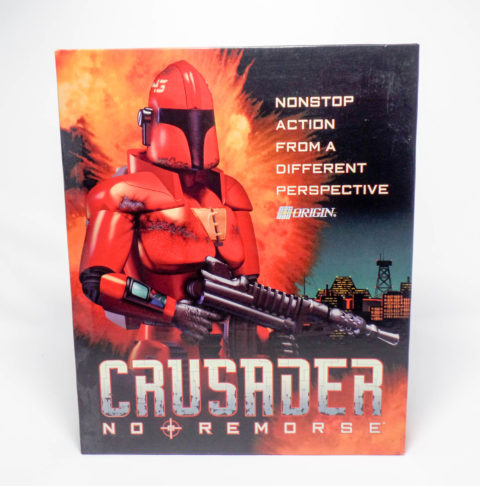 Crusader – No Remorse