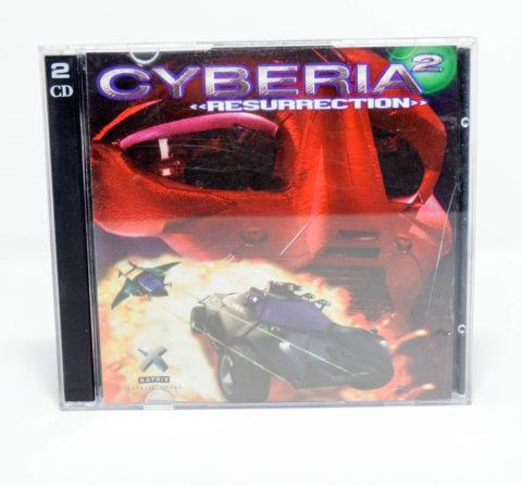 Cyberia 2 – Resurrection