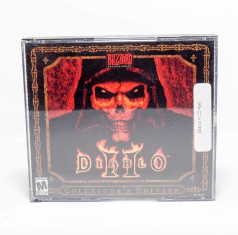 Diablo II – Jewel Case