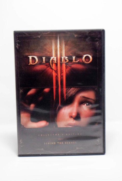 Diablo III – Behind the Scenes DVD