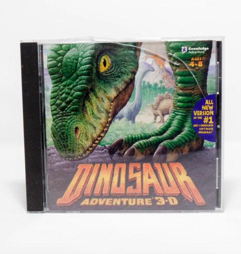 Dinosaur Adventure 3D