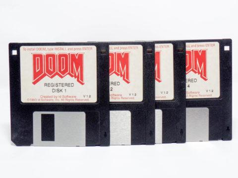 Doom – Disks