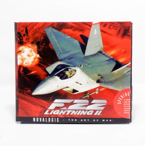 F22 Lightning II
