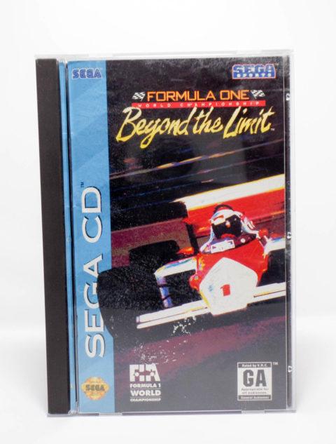 Forumla One – Beyond the Limit