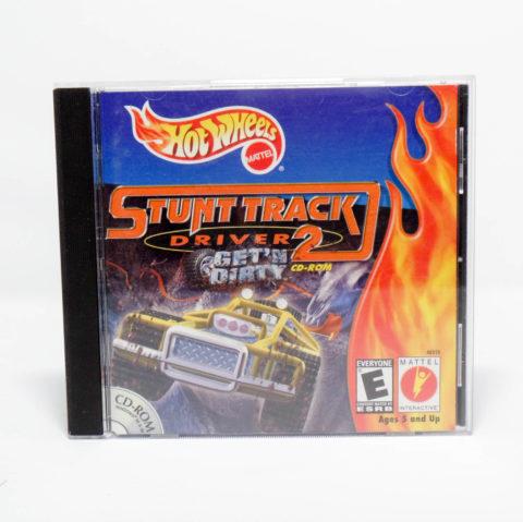 Hot Wheels – Stunt Track Driver 2