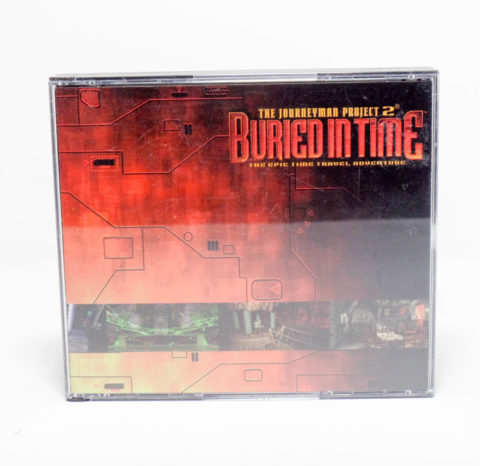 Journeyman Project 2- Buried in Time