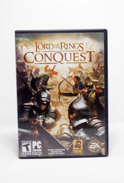 Lord of the Rings – Conquest