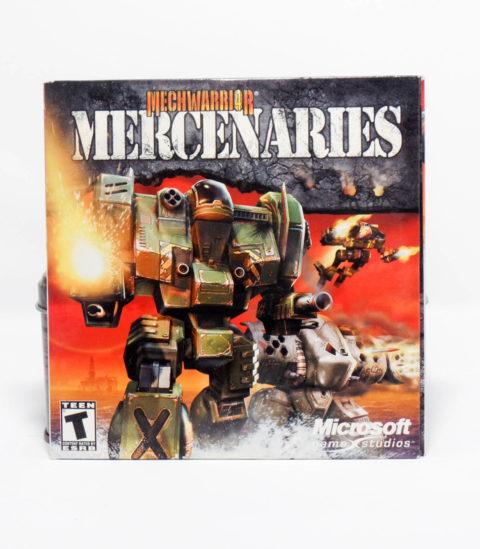 MechWarrior 4 – Mercenaries
