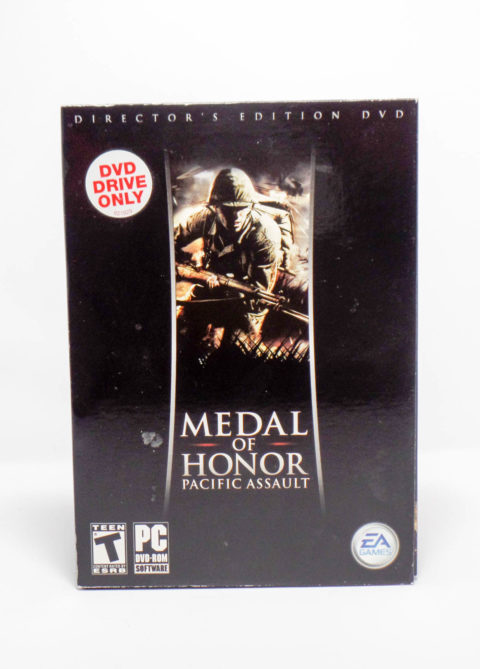 Medal of Honor – Pacific Assault